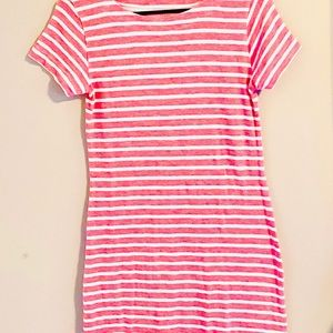 🐳 VINEYARD VINES CORAL STRIPED DRESS 🛍